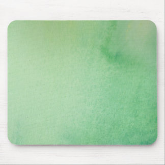 Mousepad Mármore verde do Watercolour