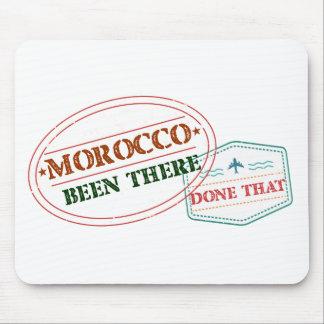 Mousepad Marrocos feito lá isso