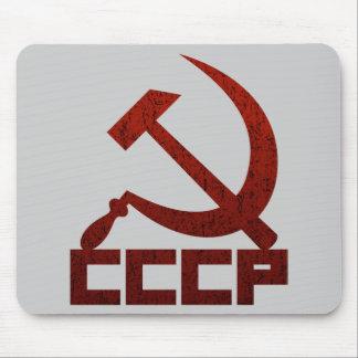 Mousepad Martelo & foice de CCCP