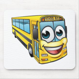 Mousepad Mascote do personagem de desenho animado do auto