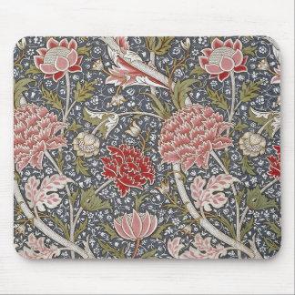 Mousepad Matéria têxtil de Cray por William Morris