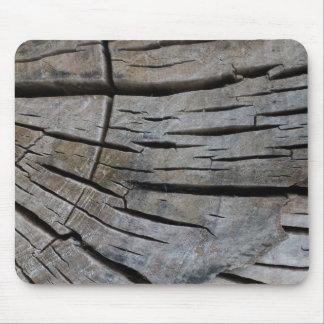 Mousepad material de madeira