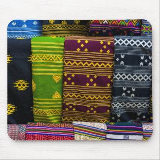 Mousepad Matérias têxteis de pano para a venda