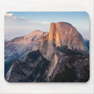 Mousepad Meia abóbada no por do sol, Yosemite NP,