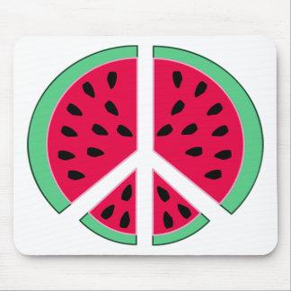 Mousepad Melancia da paz