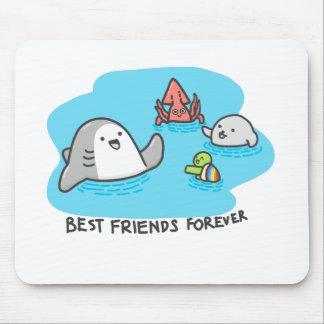 Mousepad Melhores amigos para sempre!