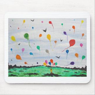 Mousepad Menino com os balões