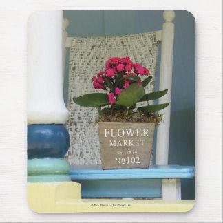 Mousepad Mercado da flor - patamar da casa de campo do