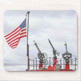 Mousepad Meu tributo aos sapadores-bombeiros marítimos