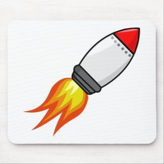 Mousepad Míssil de Rocket