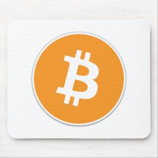 Mousepad Moeda cripto de Bitcoin - para o Bitcoin ventila!