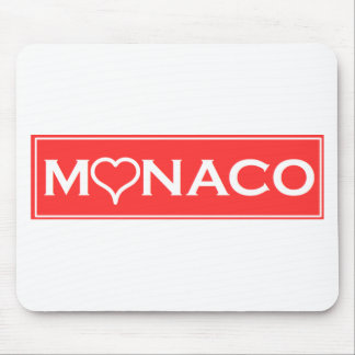 Mousepad Mónaco