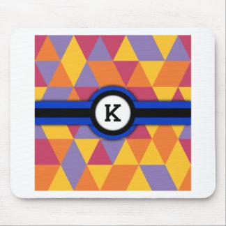 Mousepad Monograma K