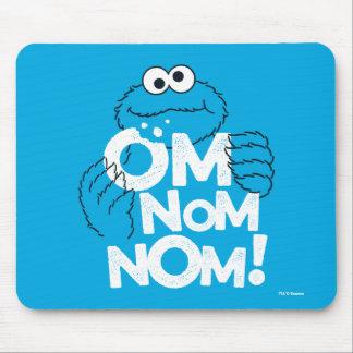 Mousepad Monstro do biscoito | OM Nom Nom!