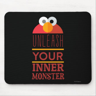 Mousepad Monstro interno de Elmo