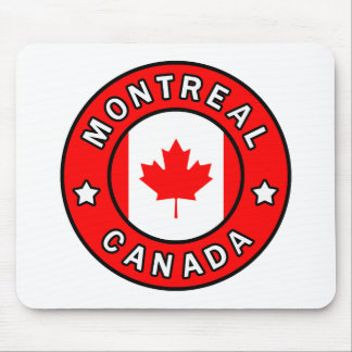 Mousepad Montreal Canadá