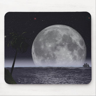 Mousepad Moonrise Tropica