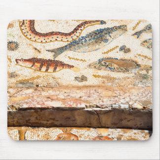 Mousepad Mosaico romano antigo