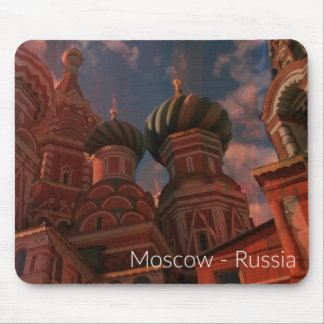 Mousepad Moscow_russia