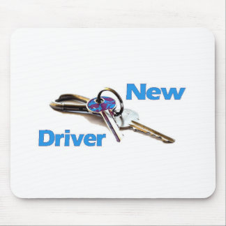 Mousepad Motorista novo