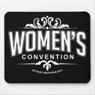 Mousepad Movimento da convenção das mulheres - tapete do