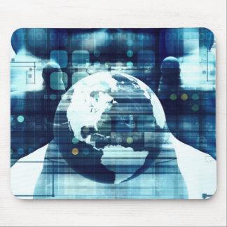 Mousepad Mundo de Digitas e indústria do estilo de vida da