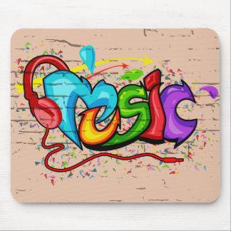 Mousepad Música