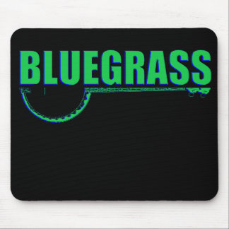 Mousepad Música de Bluegrass