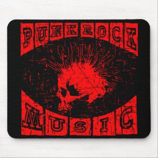 Mousepad música do punk rock
