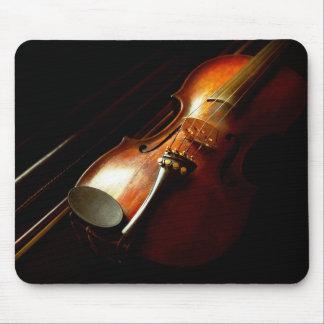 Mousepad Música - violino - os clássicos
