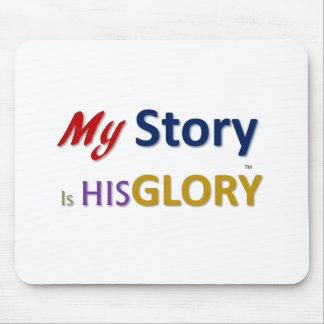 Mousepad mystoryishisglory