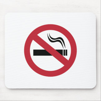 Mousepad Não fumadores