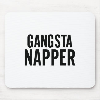 Mousepad Napper de Gangsta