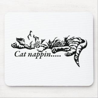 Mousepad Nappin do gato ..........