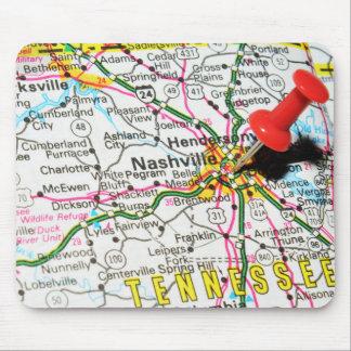 Mousepad Nashville, Tennessee