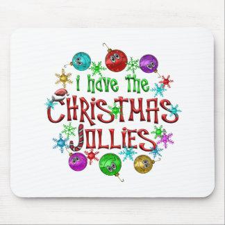 Mousepad Natal Jollies