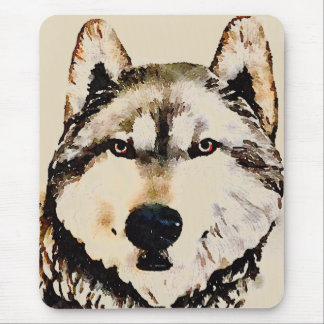 Mousepad Natureza do lobo