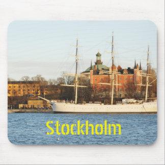 Mousepad Navegando em Éstocolmo, suecia