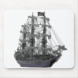 Mousepad Navio de pirata Mystical