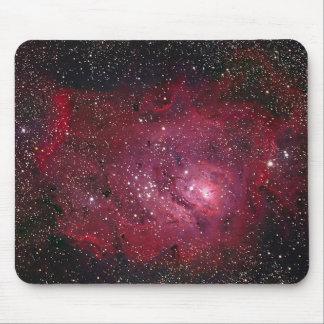 Mousepad Nebulosa NGC 6523 da lagoa M8