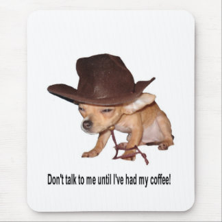 Mousepad Nenhum café