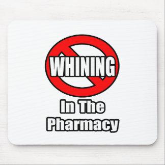 Mousepad Nenhuma lamentação na farmácia