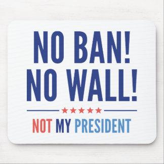 Mousepad Nenhuma proibição! Nenhuma parede!