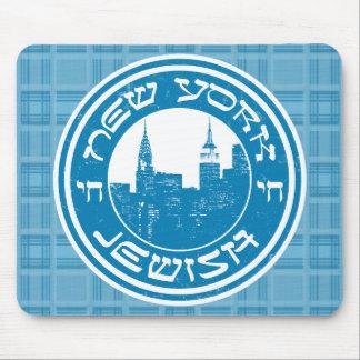 Mousepad New York Mousemat judaico