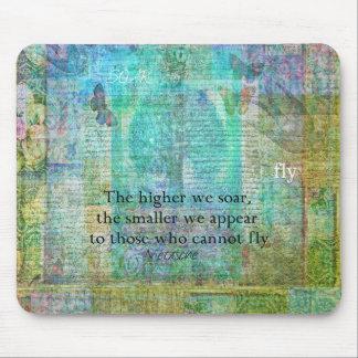 Mousepad Nietzsche inspirado SOBE citações