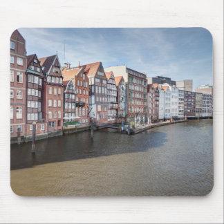 Mousepad Nikolaifleet, Hamburgo, Alemanha
