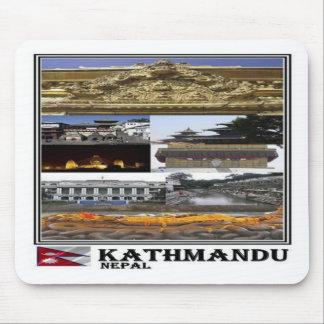 Mousepad NP Nepal - Kathmandu -