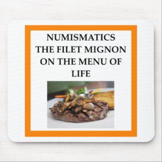 MOUSEPAD NUMISMATICS