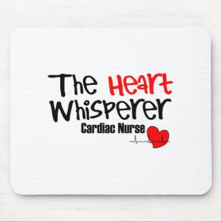 Mousepad Nutra o whisperer do coração