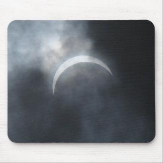 Mousepad Nuvens de tempestade assustadores 2017 do eclipse